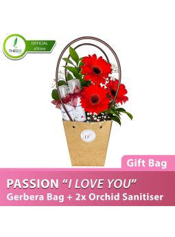 """I Love You"" Gift Bag"