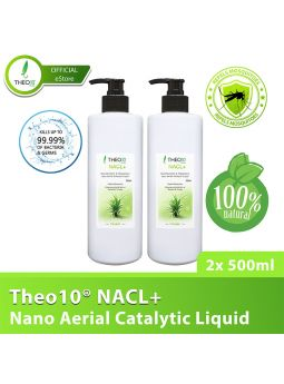 Nano-Aerial Catalytic Liquid
