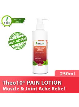 Theo10® Pain Relief Lotion (250mL)