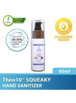 Theo10® SQUEAKY-HAND SANITIZER