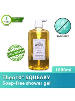 Theo10® SQUEAKY-SHOWER GEL